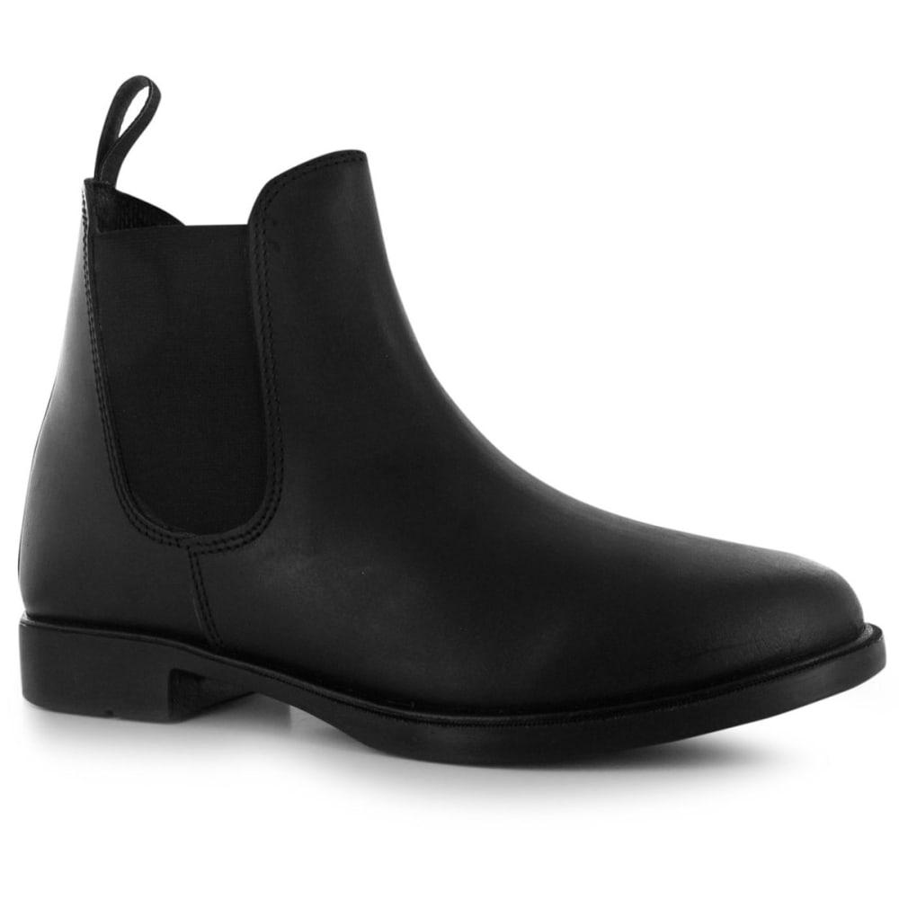 REQUISITE Men's Glendale Jodphur Riding Boots - BLACK