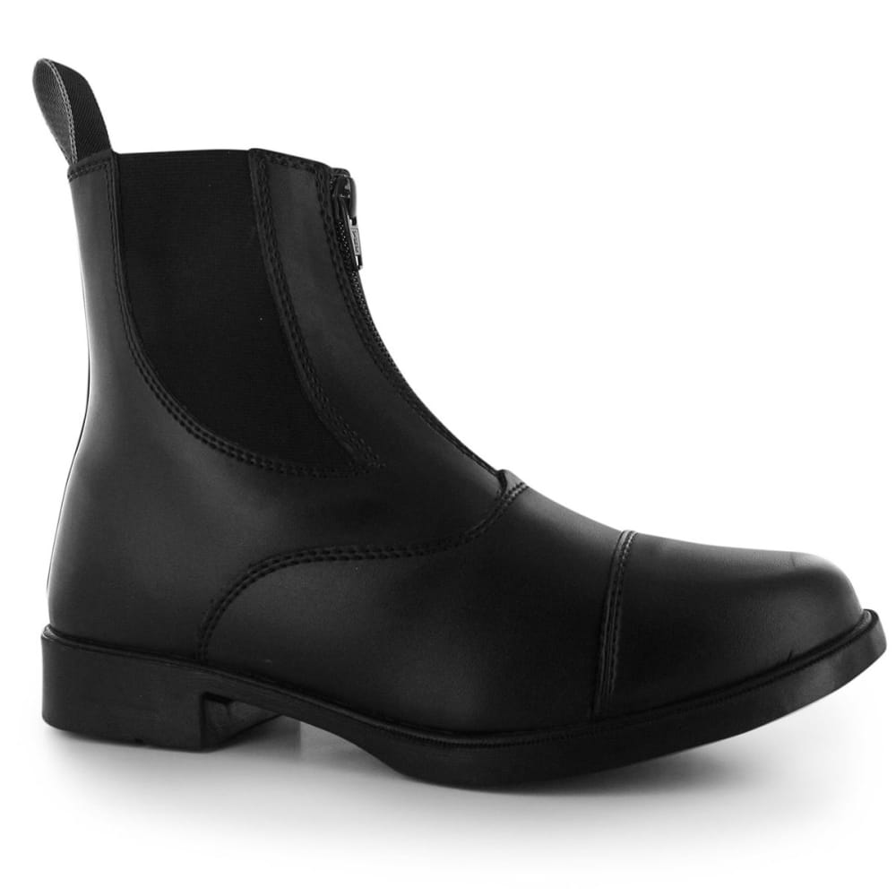 REQUISITE Women's Darwen Jodhpur Riding Boots - BLACK