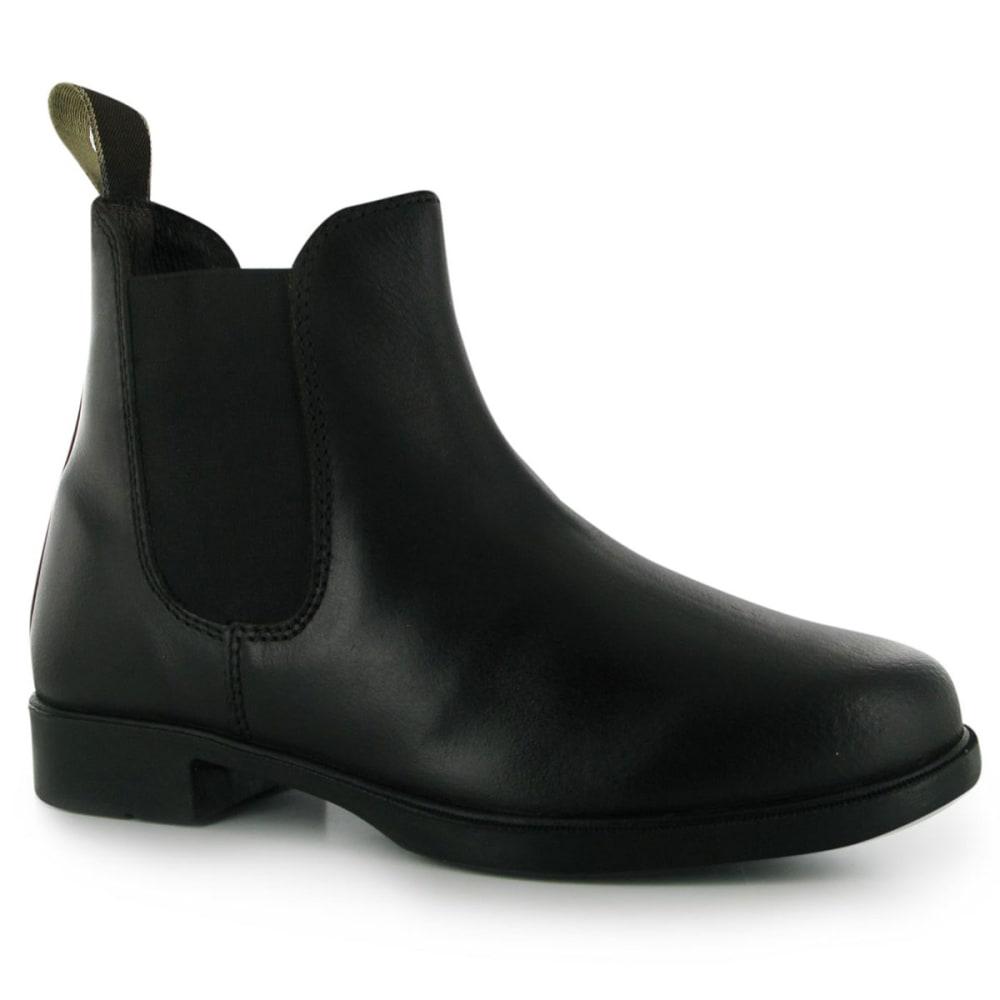 REQUISITE Women's Glendale Riding Boots - BLACK