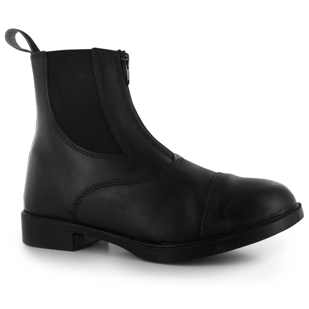 REQUISITE Women's Westford Riding Boots - BLACK