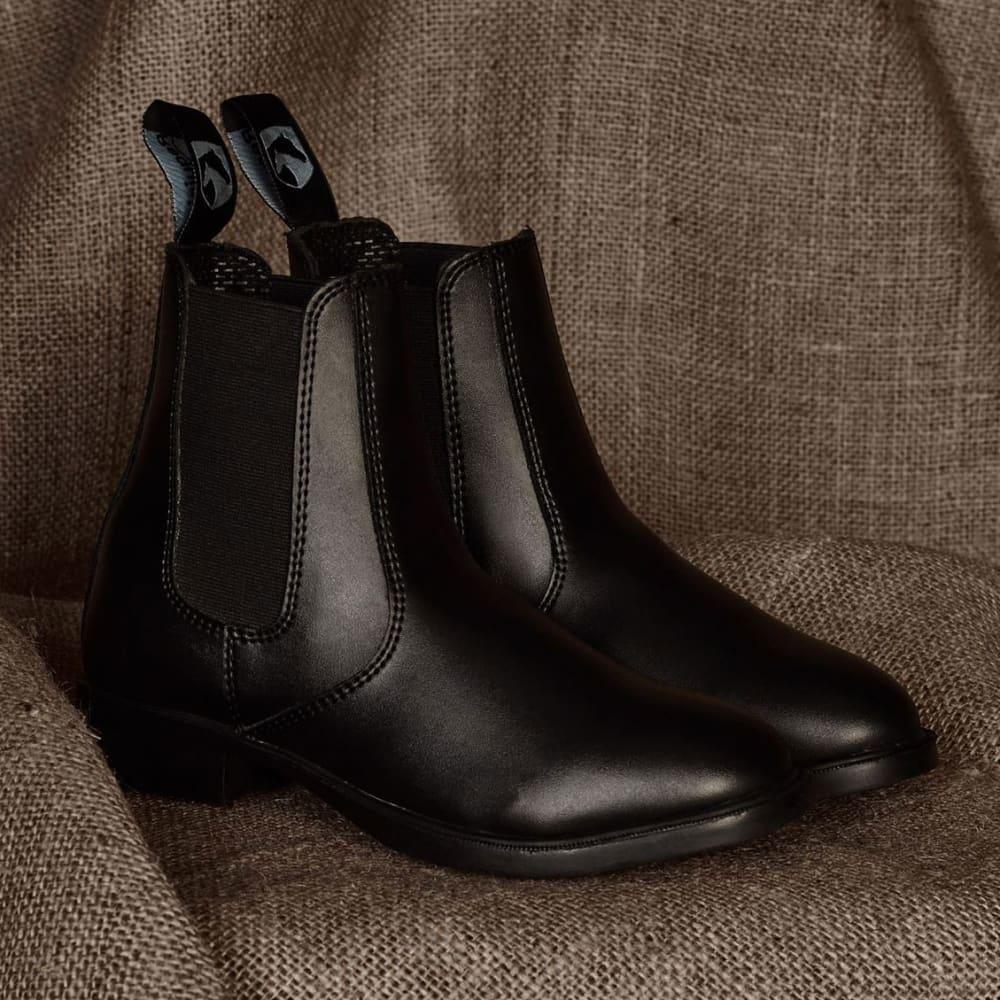 REQUISITE Kids' Aspen Riding Boots - BLACK