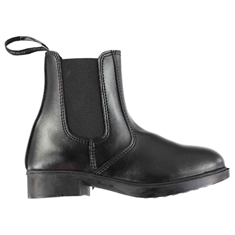 REQUISITE Kids' Aspen Riding Boots - BLACK