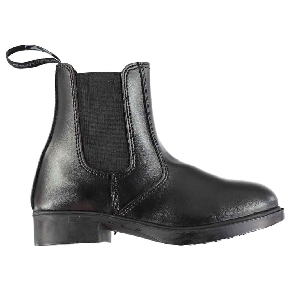 REQUISITE Kids' Riding Boots - BLACK