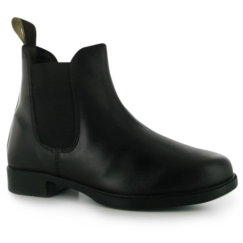 REQUISITE Kids' Glendale Riding Boots - BLACK