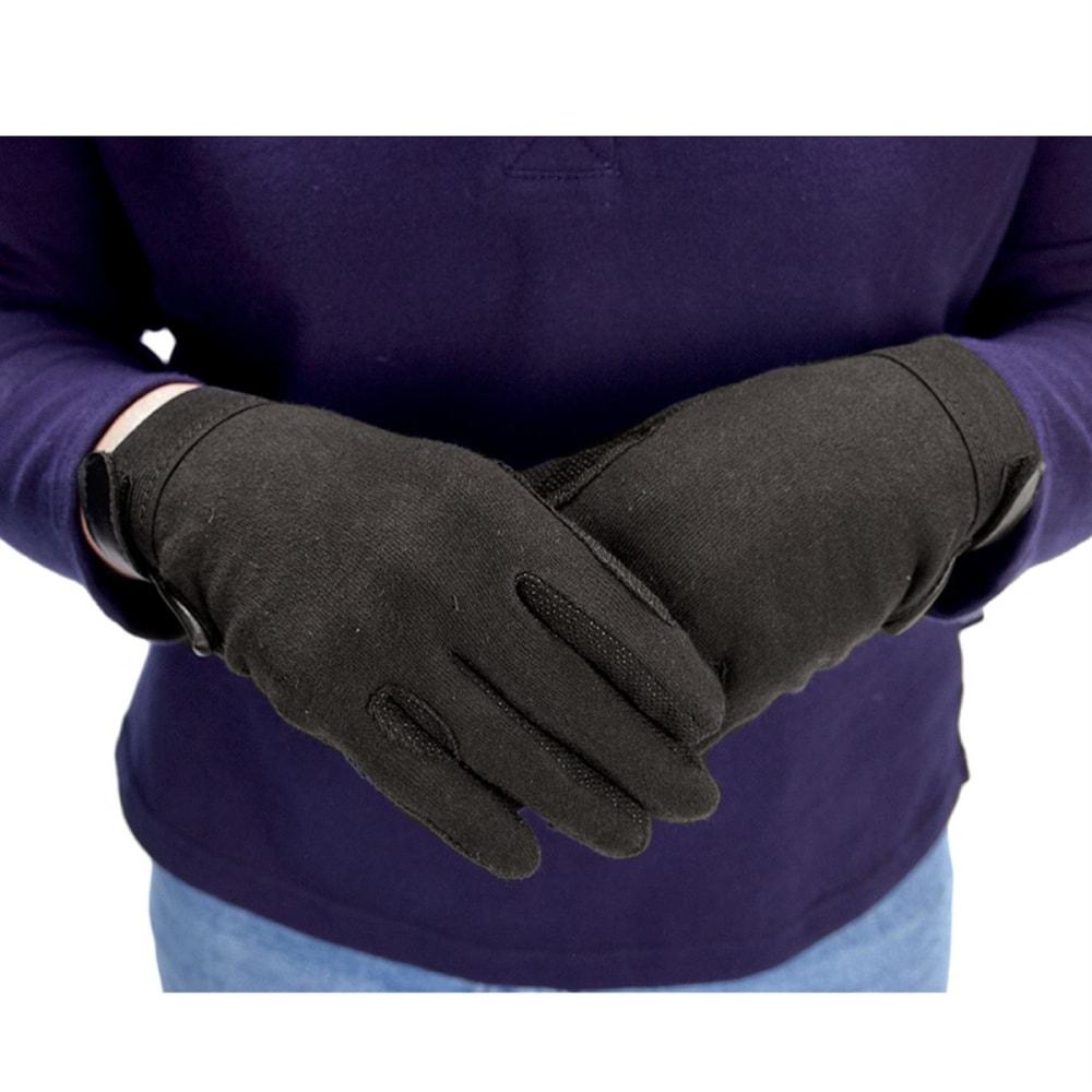REQUISITE Women's Cotton Grip Riding Gloves S