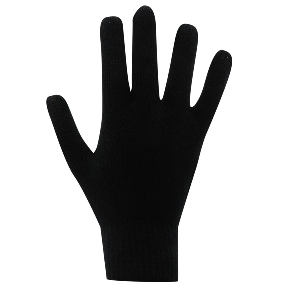REQUISITE Women's Magic Gloves - BLACK