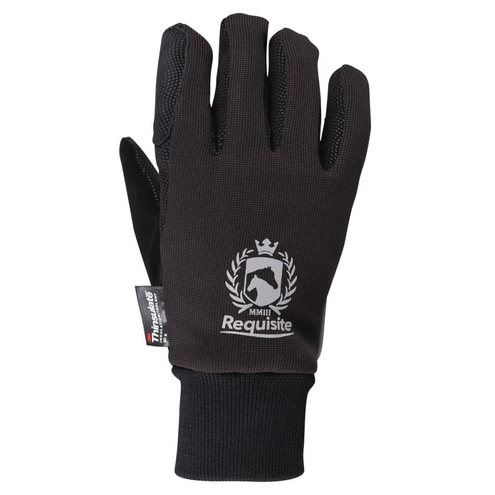REQUISITE Waterproof Gloves - BLACK