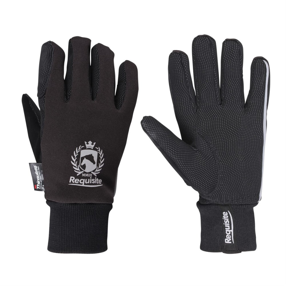 REQUISITE Waterproof Gloves - BLACK