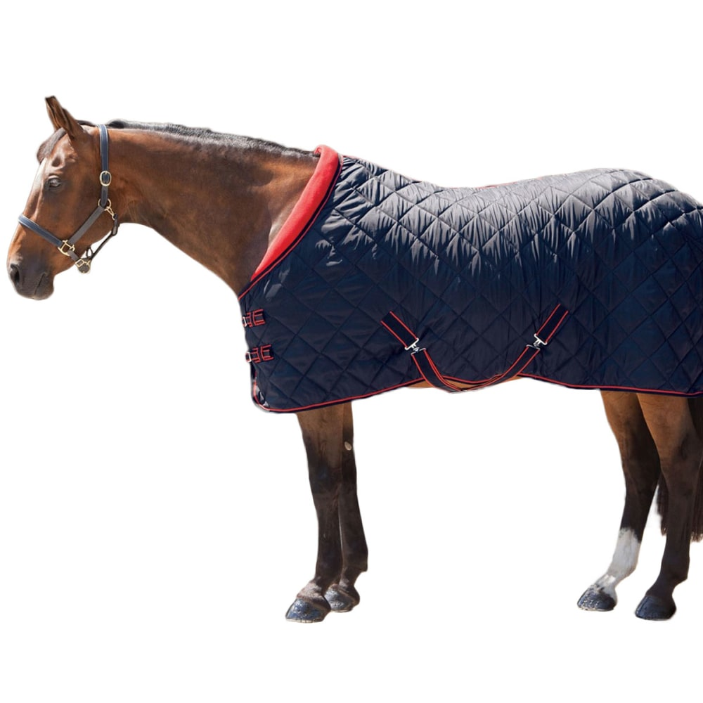 REQUISITE Essentials Comfort Medium Stable Quilt - NAVY