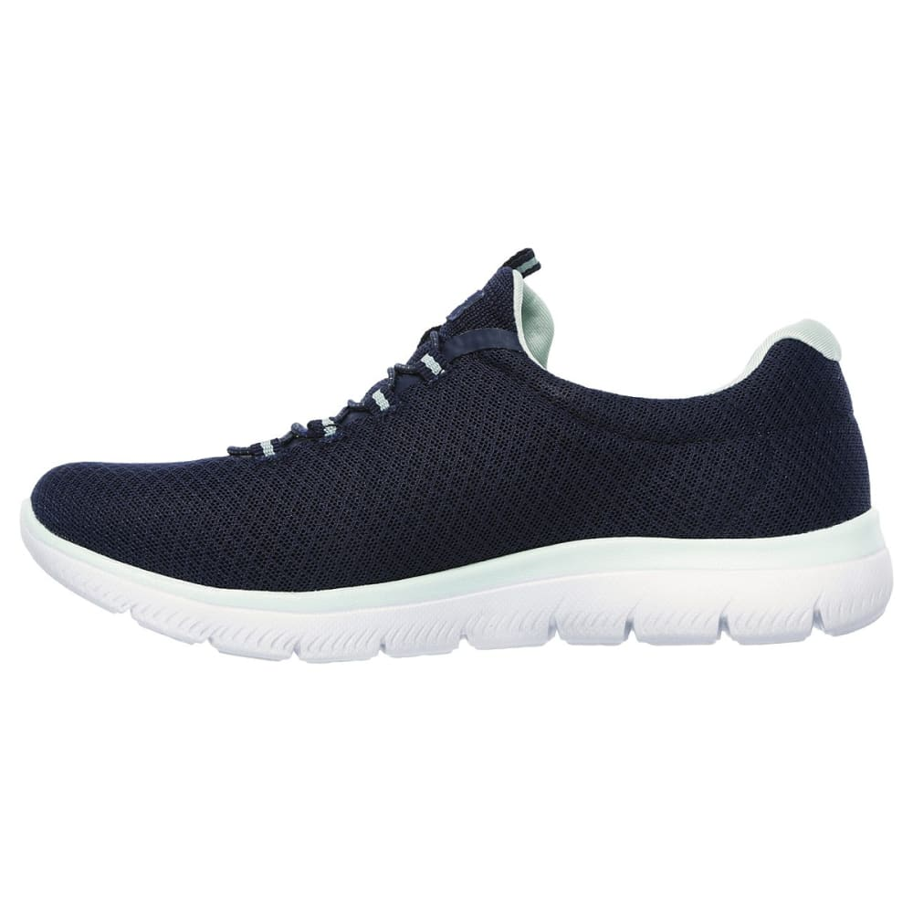 SKECHERS Women's Summits Sneakers - NAVY-NVAQ