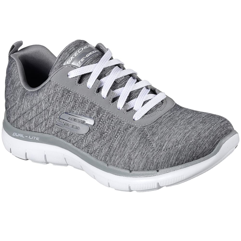 SKECHERS Women's Flex Appeal 2.0 Sneakers - GREY-GRY