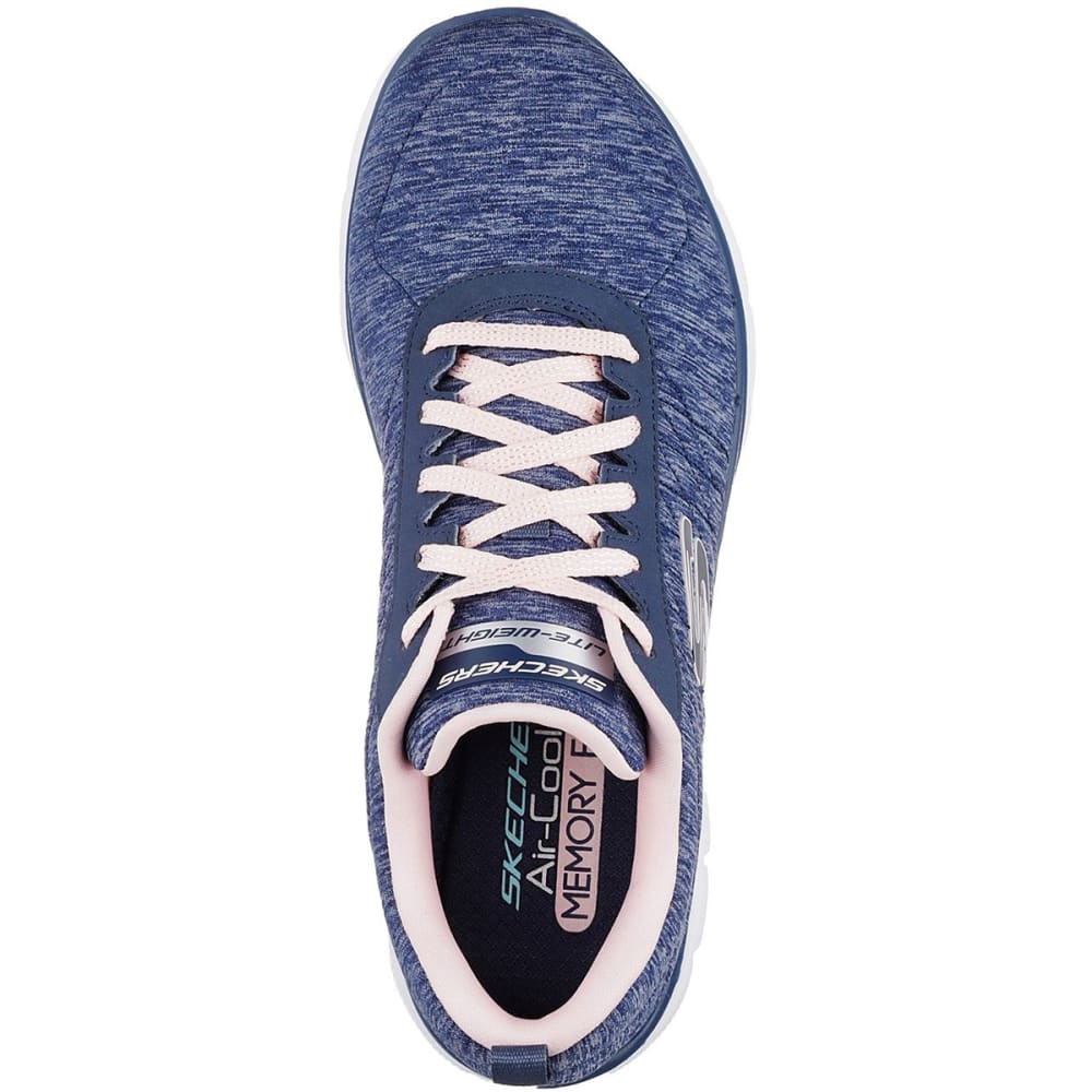 SKECHERS Women's Flex Appeal 2.0 Sneakers - NAVY-NVY