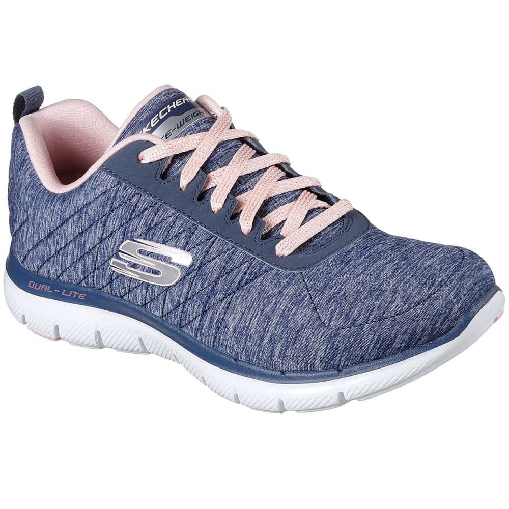 SKECHERS Women's Flex Appeal 2.0 Sneakers - NAVY-NVY