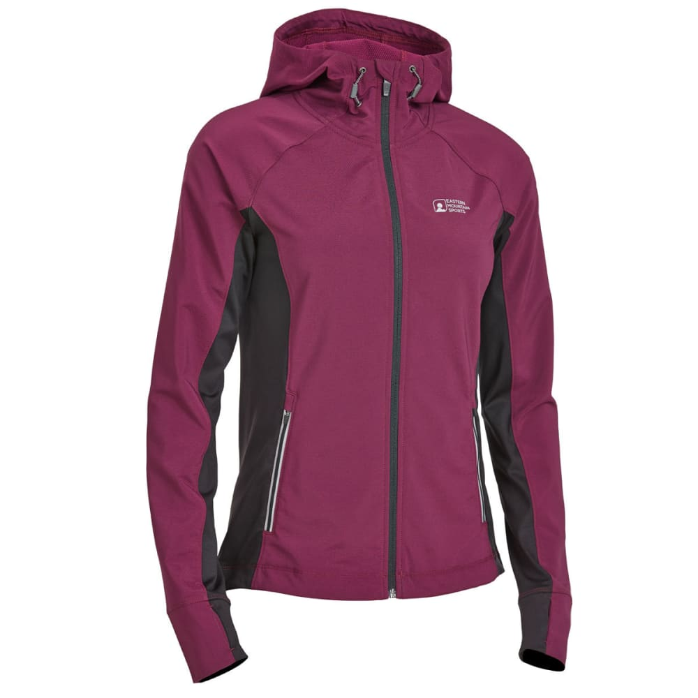 EMS Women's Techwick Active Hybrid Jacket - PICKLED BEET