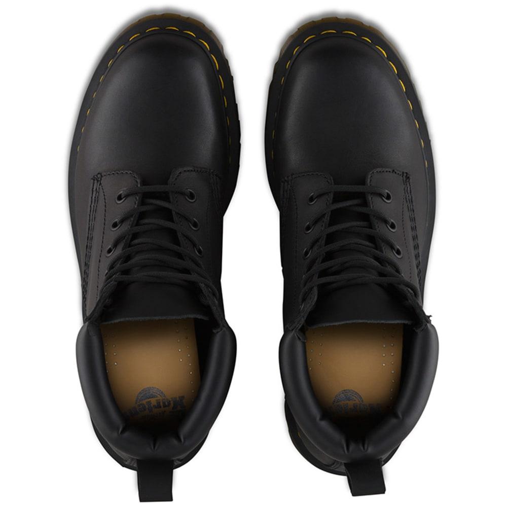 DR. MARTENS Men's 939 Ben Boots, Black Greasy - BLACK
