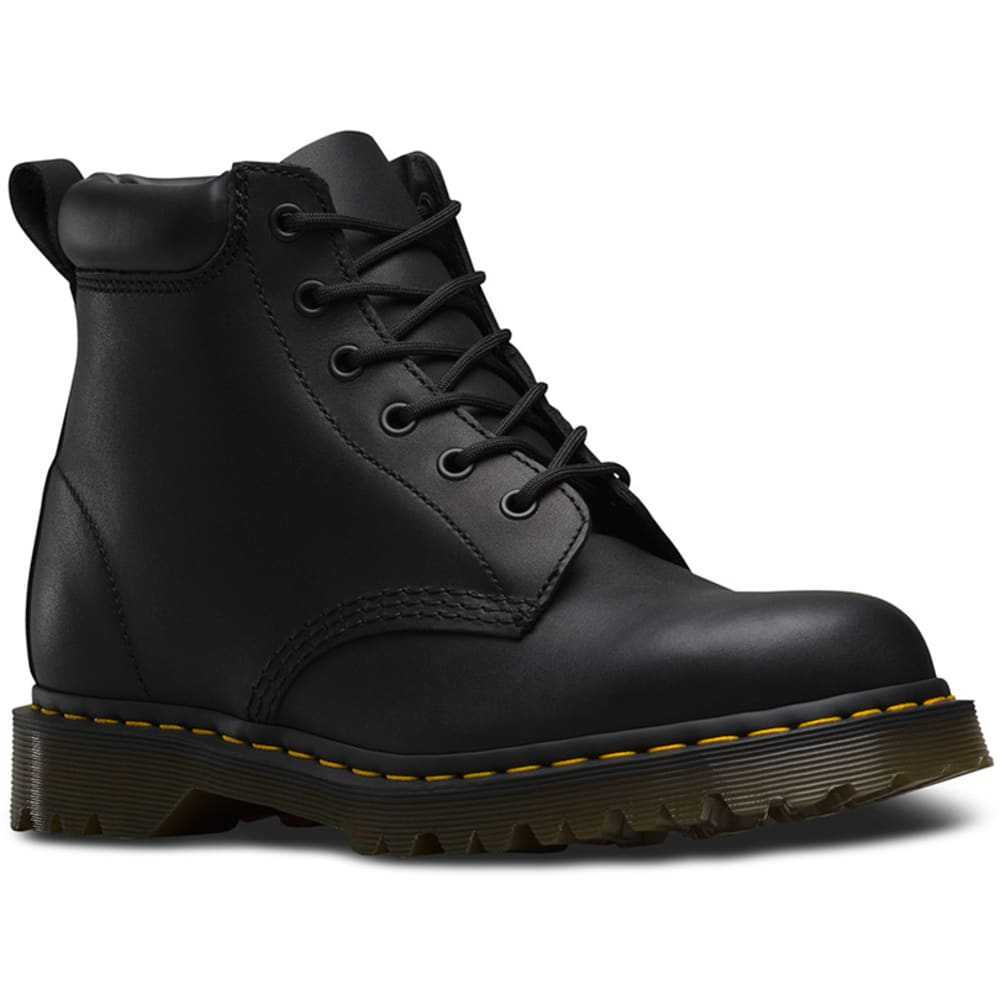Dr. Martens Men's 939 Ben Boots, Black Greasy
