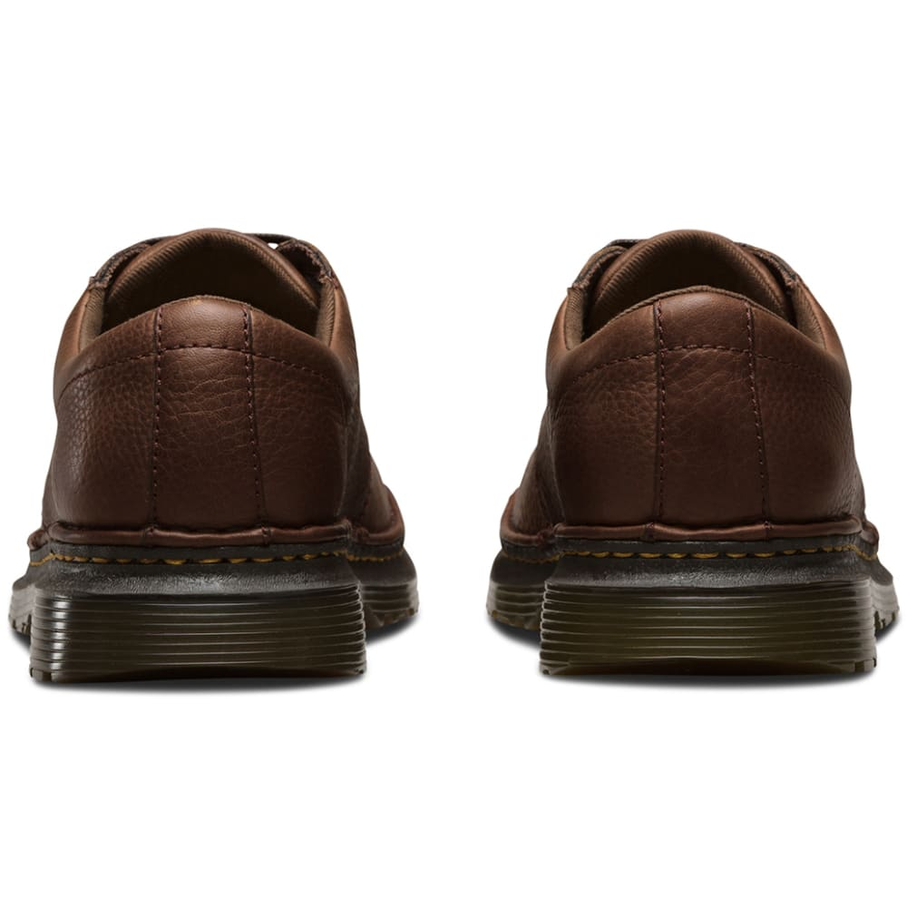 DR. MARTENS Men's Hazeldon Casual Shoes - BROWN