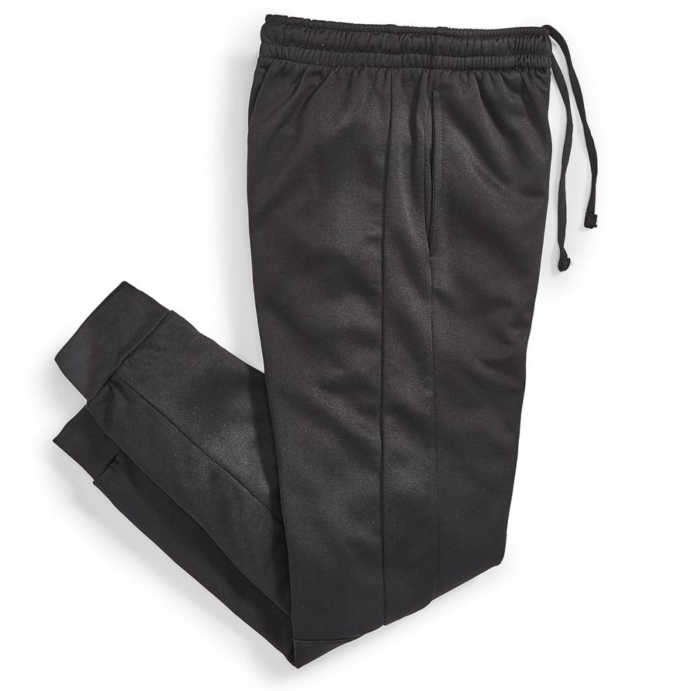 SLAM Men's Performance Fleece Bottoms - BLACK