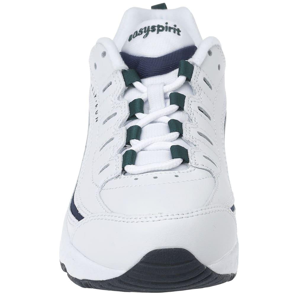 EASY SPIRIT Women's Romy Sneakers, White/Navy/Grey - WH/NV/GR-XWH12-140
