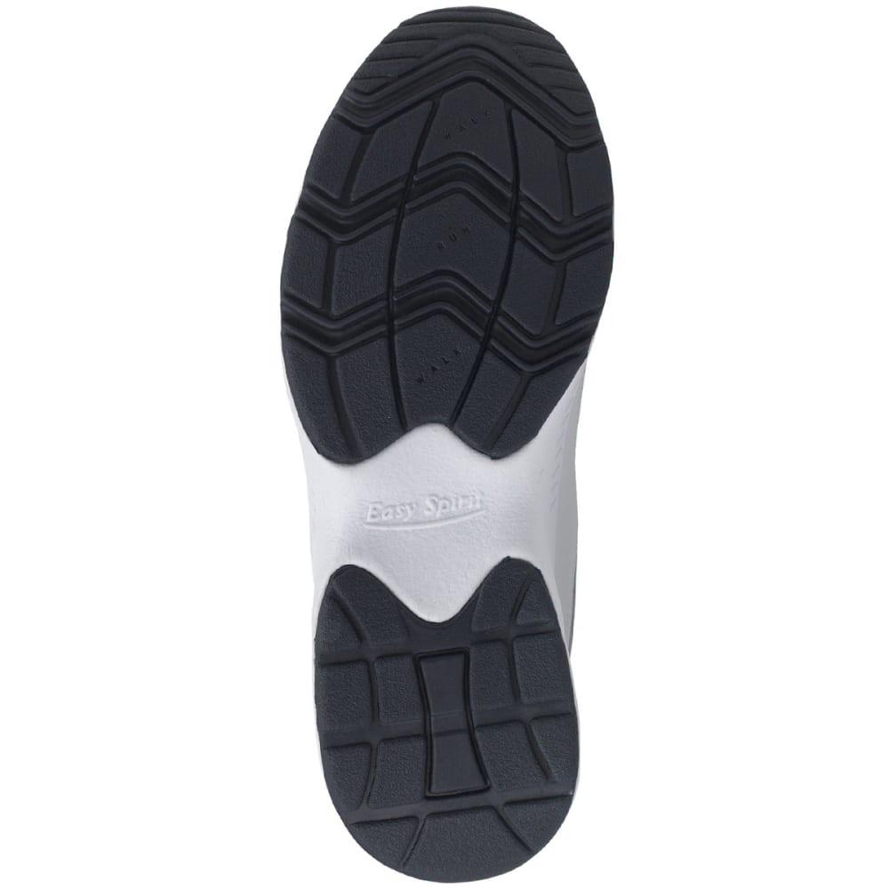 EASY SPIRIT Women's Romy Sneakers, White/Navy/Grey, Wide - WH/NV/GR-XWH12-140