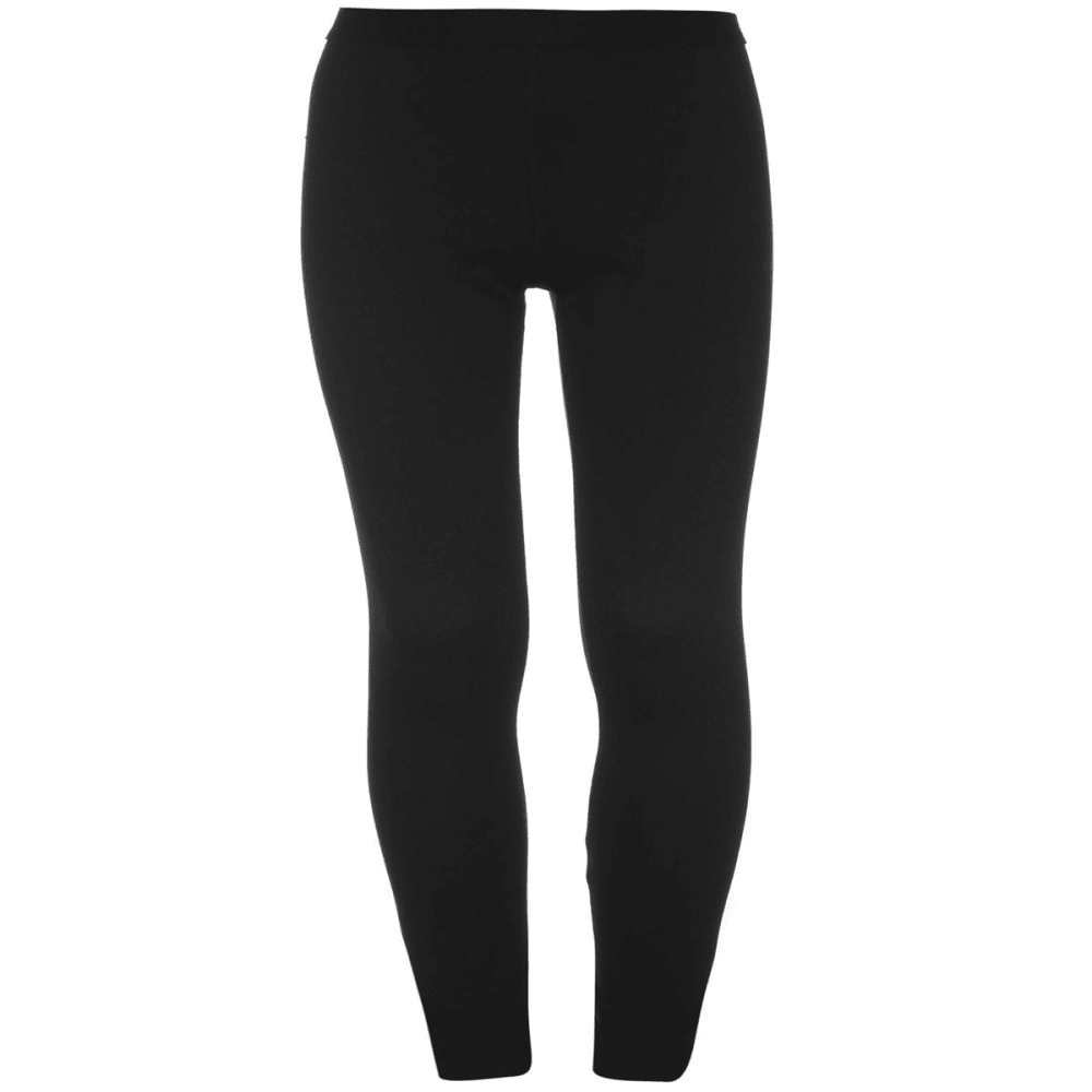 Campri Youth Thermal Baselayer Tights - Black, 9-10