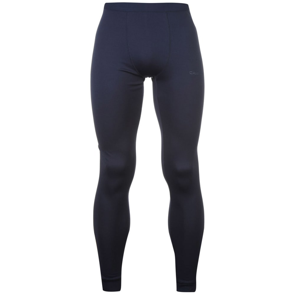 Campri Men's Thermal Baselayer Tights - Various Patterns, M