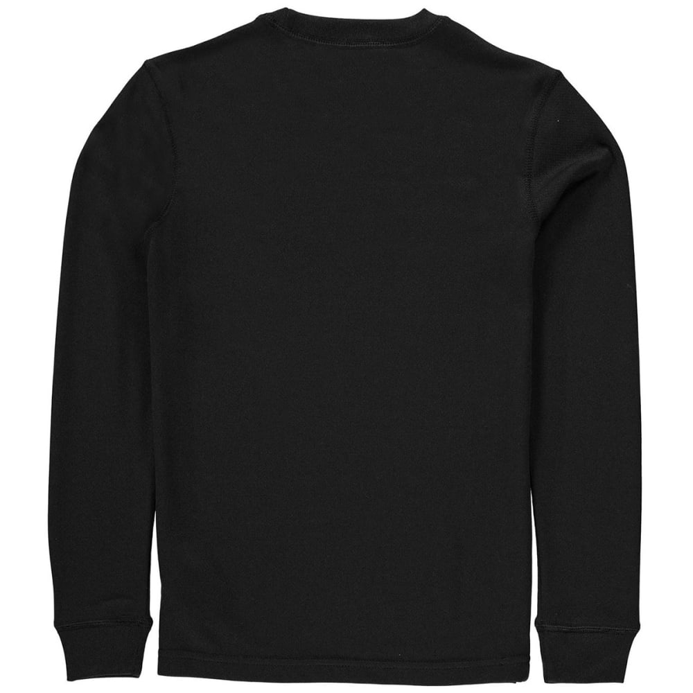 CAMPRI Youth Thermal Baselayer Top - BLACK