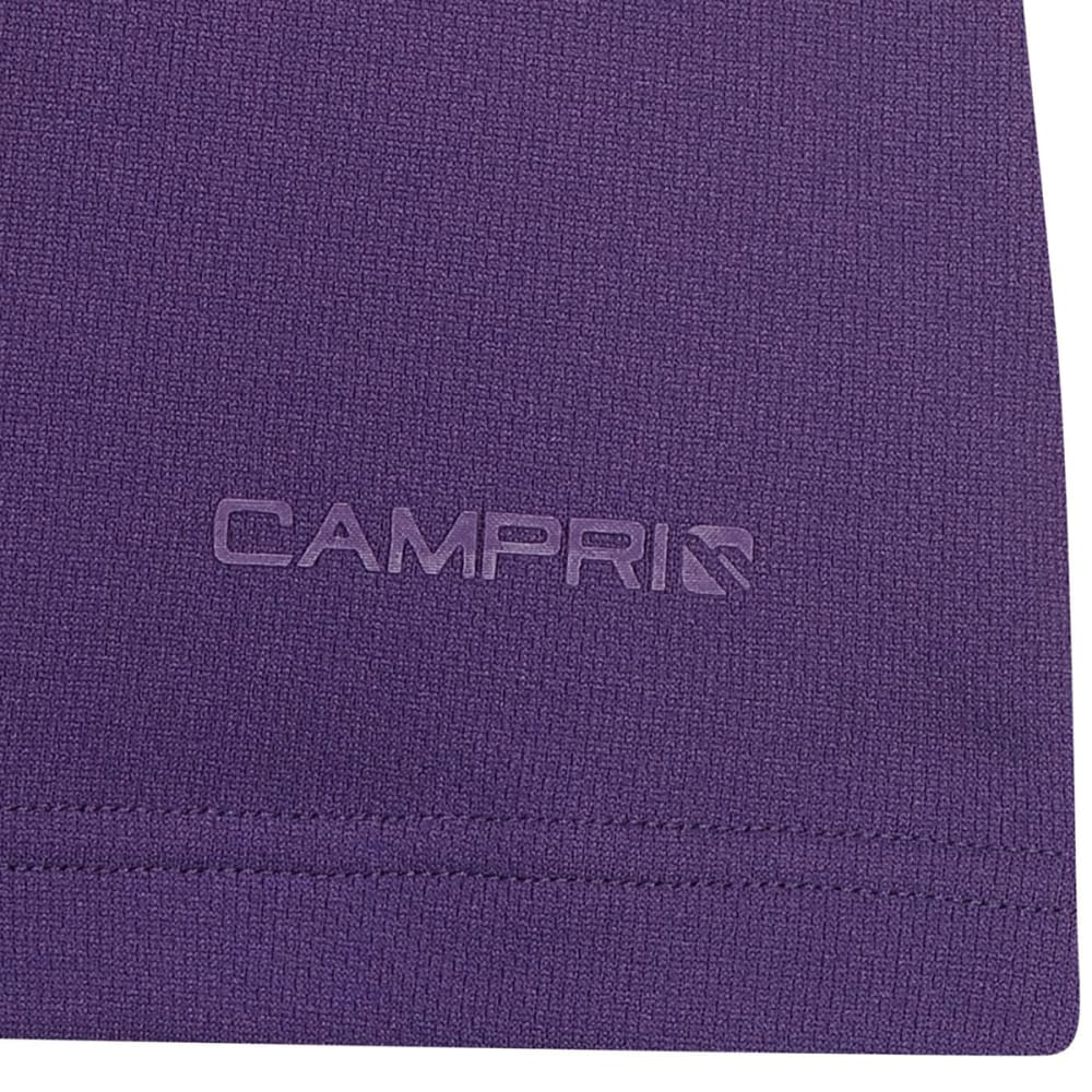 CAMPRI Women's Thermal Baselayer Top - PURPLE
