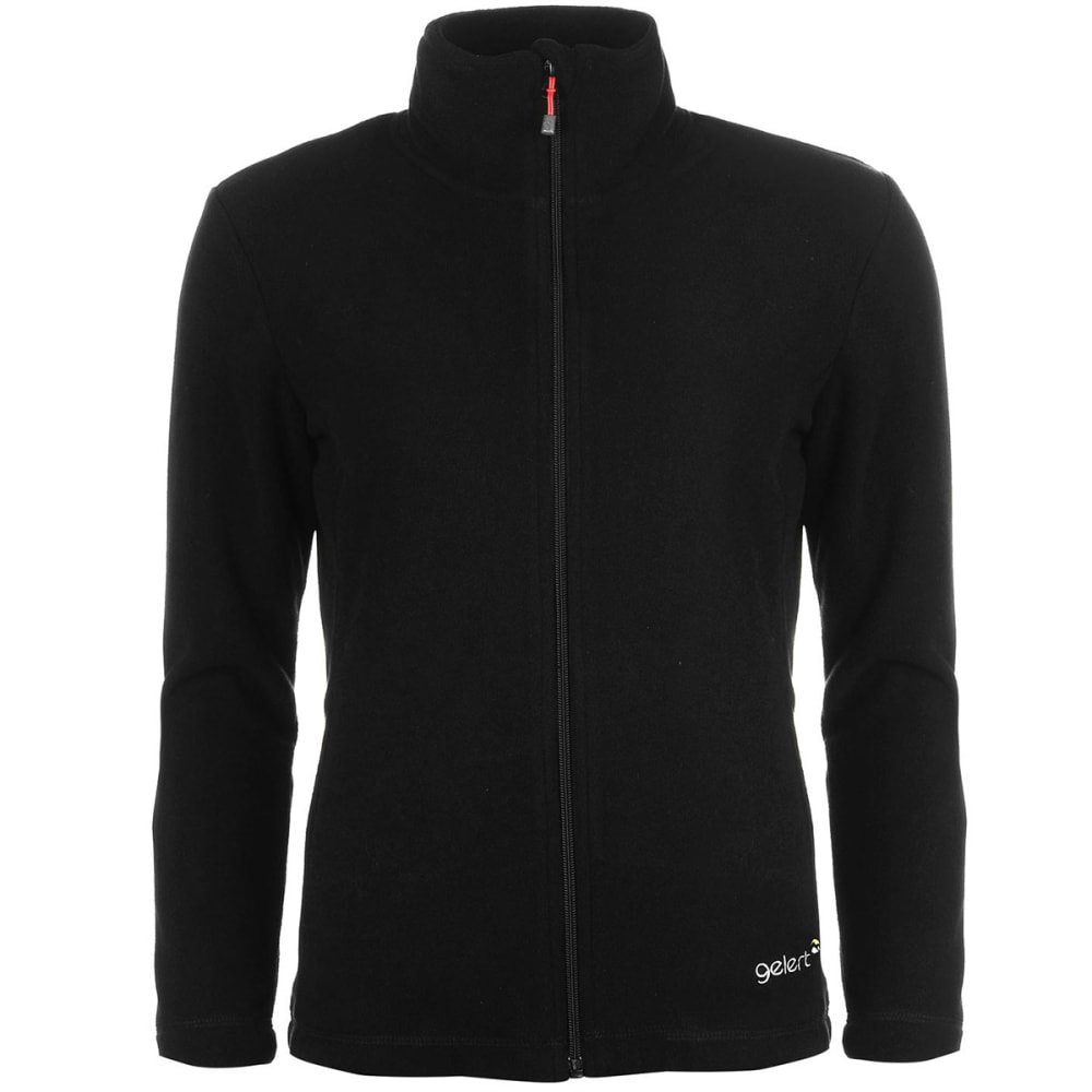 GELERT Women's Ottawa Fleece Jacket - BLACK