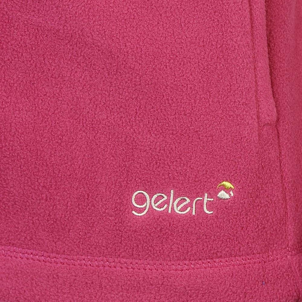 GELERT Women's Ottawa Fleece Jacket - Gelert Berry