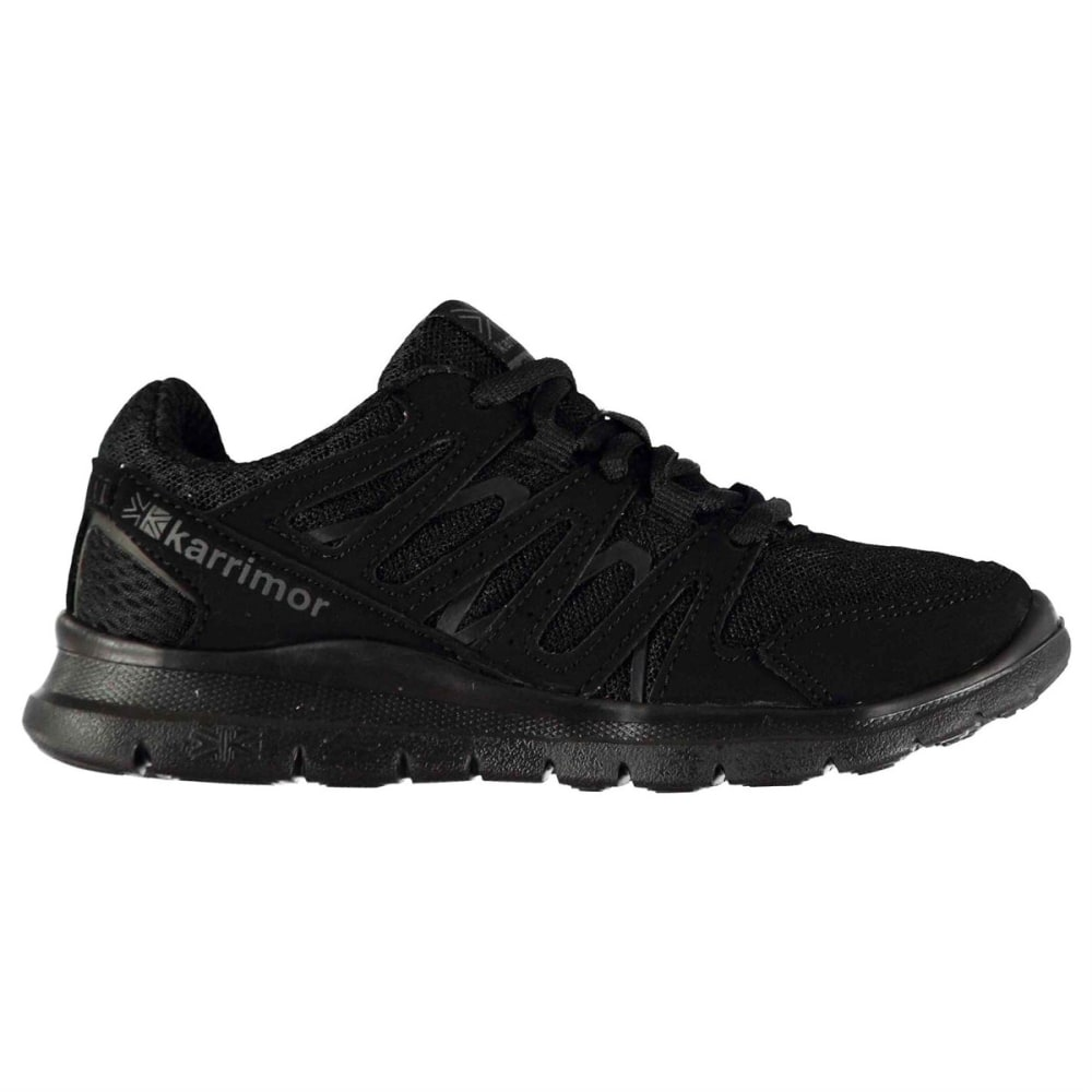 Karrimor Boys' Duma Running Shoes - Black, 1