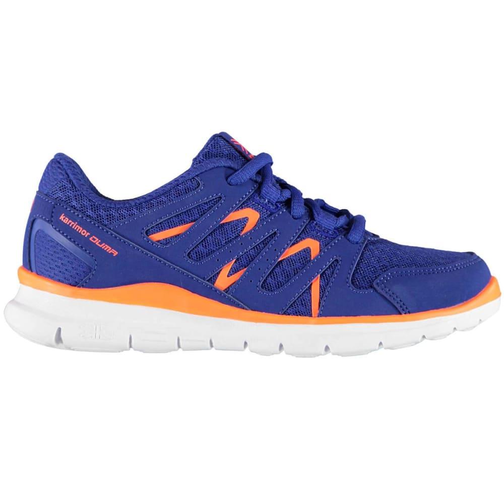 KARRIMOR Boys' Duma Running Shoes - BRILLIANT BLUE