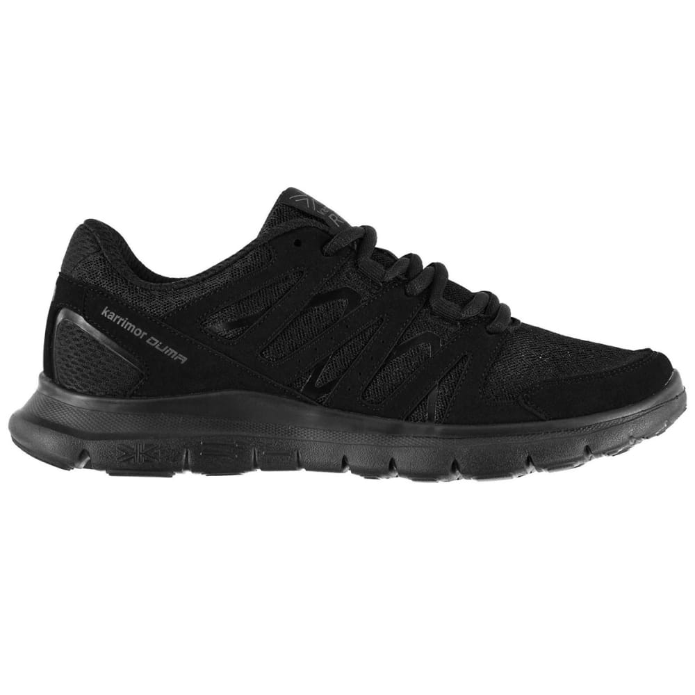 Karrimor Boys' Duma Running Shoes - Black, 4