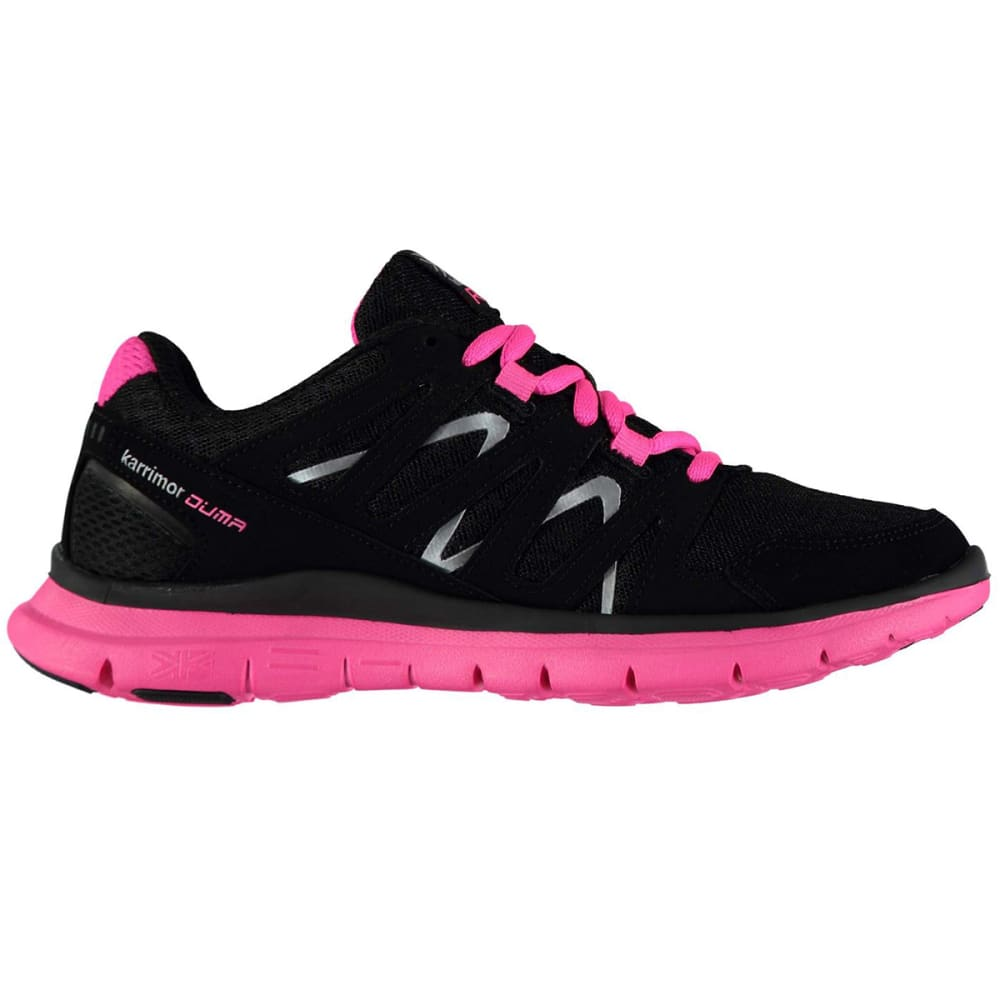 Karrimor Girls' Duma Running Shoes - Black, 4