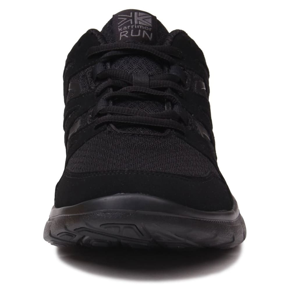 KARRIMOR Men's Duma Running Shoes - BLACK/BLACK
