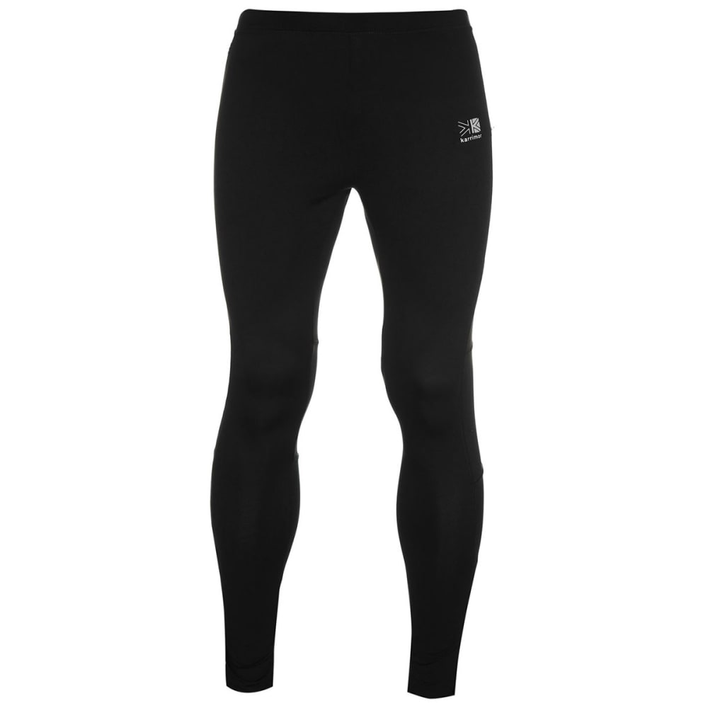 KARRIMOR Men's Running Tights - BLACK