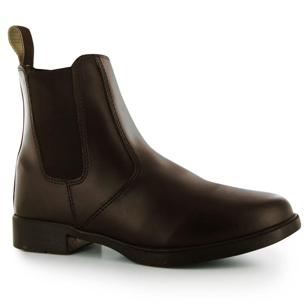 REQUISITE Women's Aspen Riding Boots - BROWN