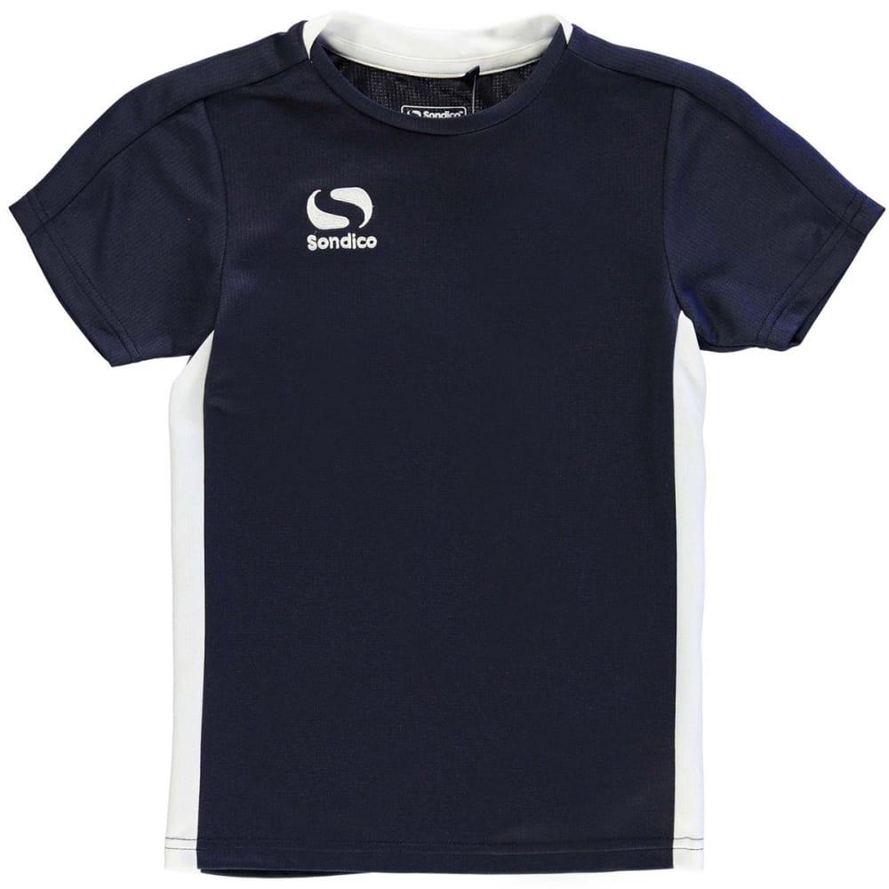 SONDICO Little Kids' Short-Sleeve Tee 5-6