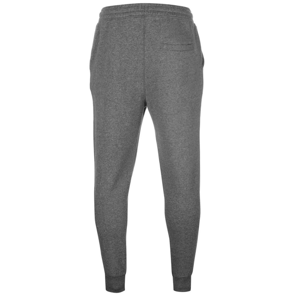 SOULCAL Men's Signature Fleece Jogger Pants - Dk Charcoal M