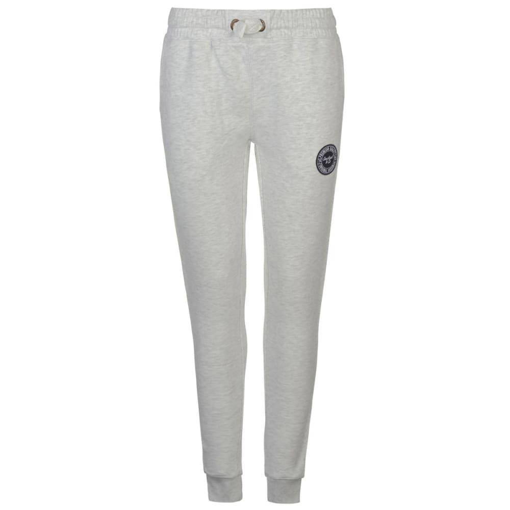 SOULCAL Women's Signature Fleece Jogger Pants - Ice Marl