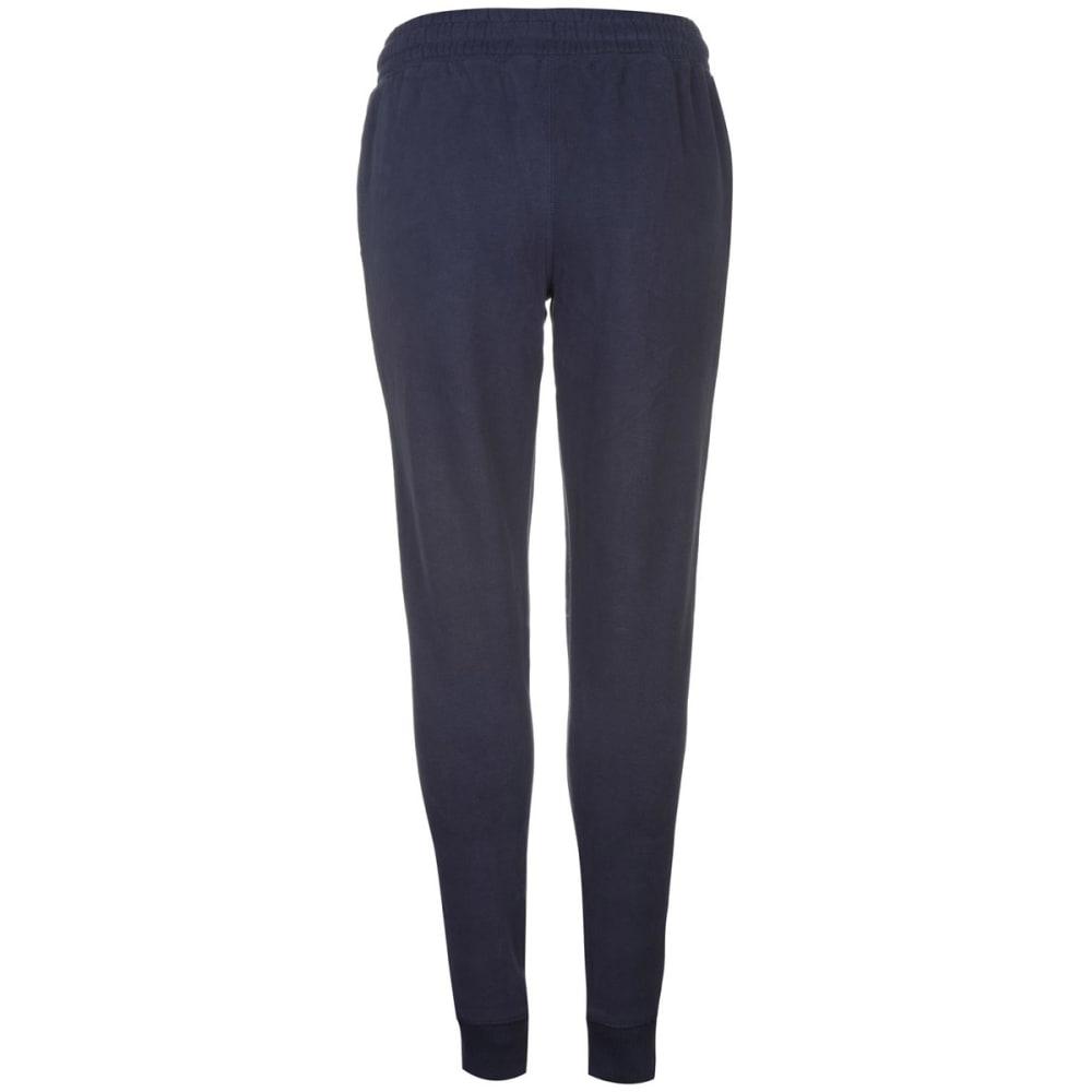 SOULCAL Women's Signature Fleece Jogger Pants - NAVY