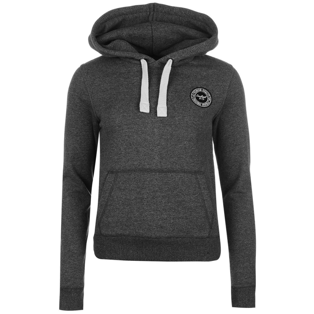 SOULCAL Women's Signature Pullover Hoodie - Dark Charcoal M