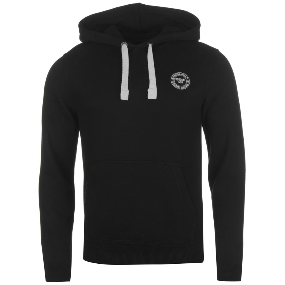 SOULCAL Men's Signature Pullover Hoodie - BLACK