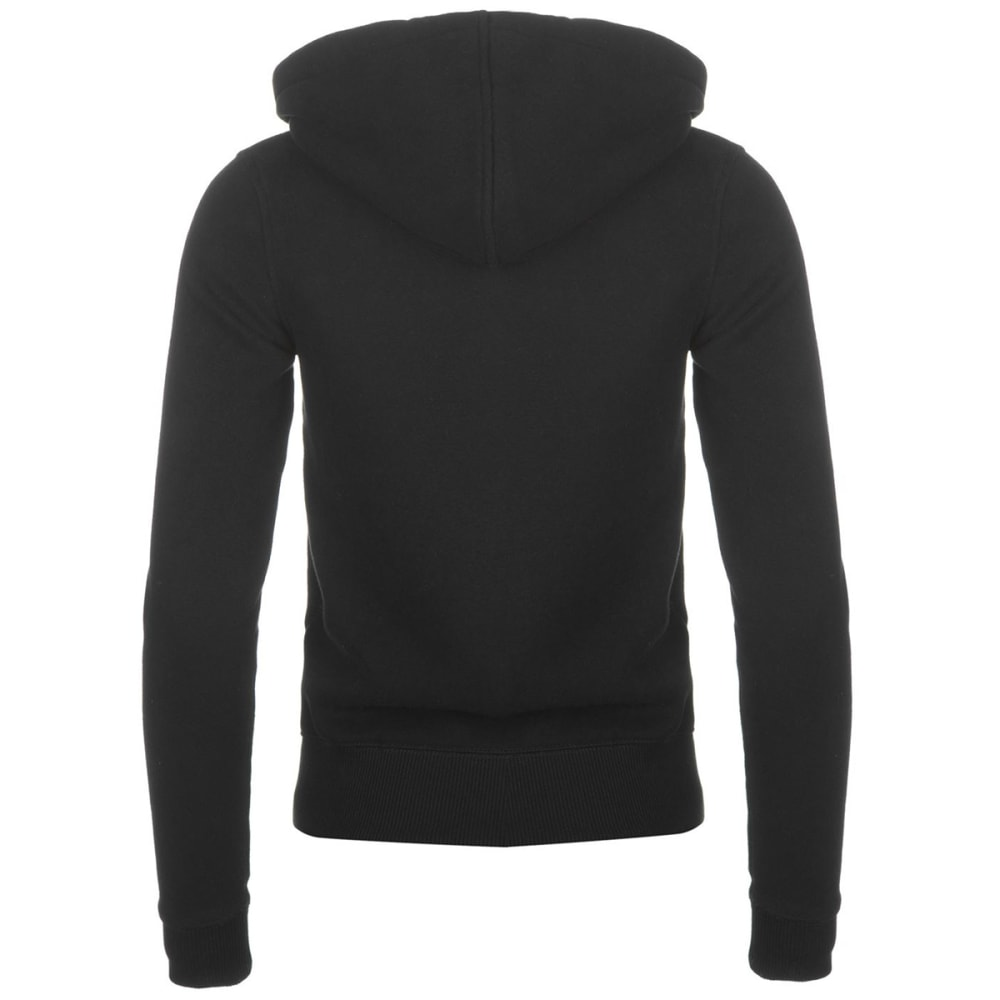 SOULCAL Women's Signature Full-Zip Hoodie - BLACK