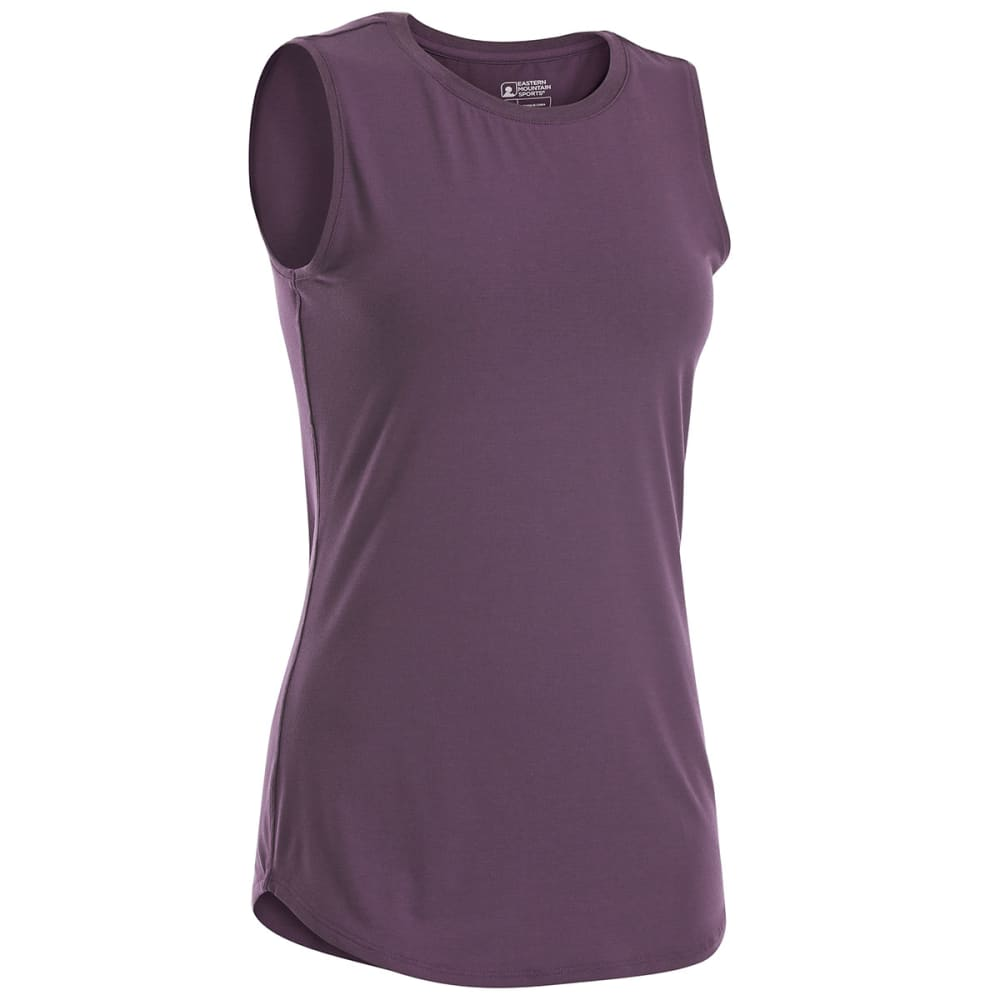 Ems Women's Highland Muscle Tank Top - Purple, XS