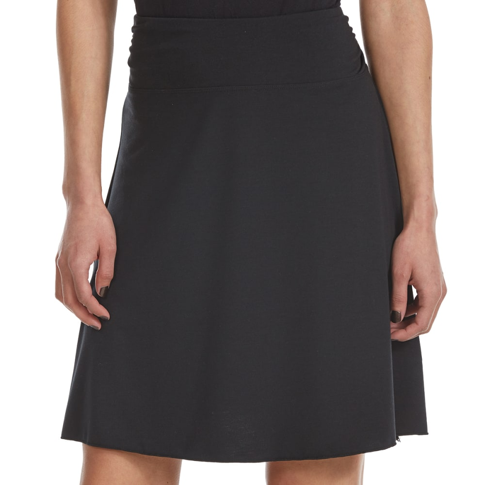 Ems Women's Highland Skirt - Black, L