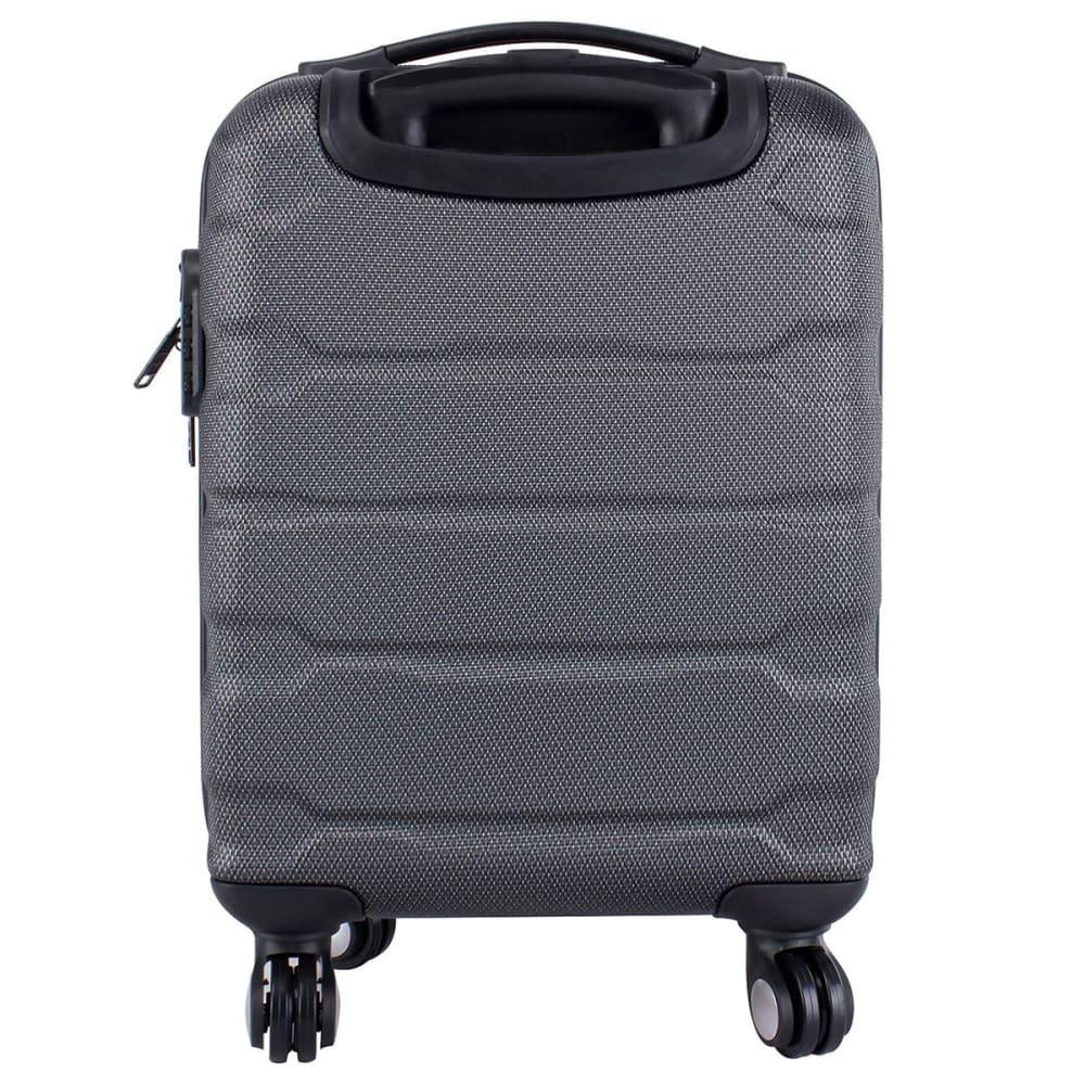 FIRETRAP Hard Suitcase - Black 20in/50cm