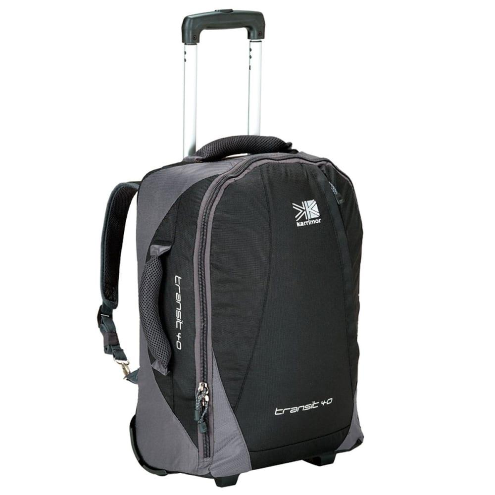 KARRIMOR Transit Wheel Suitcase - 40 Litres