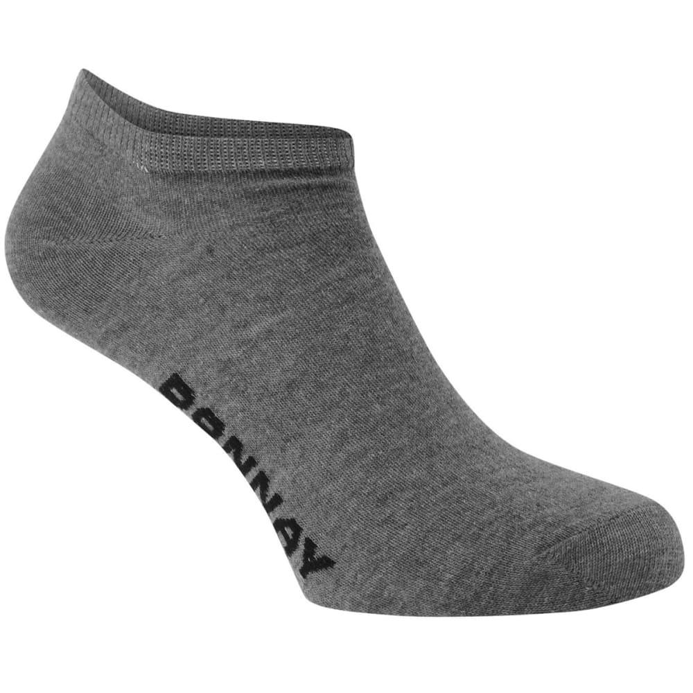 DONNAY Men's Sneaker Socks, 10-Pack - WHITE