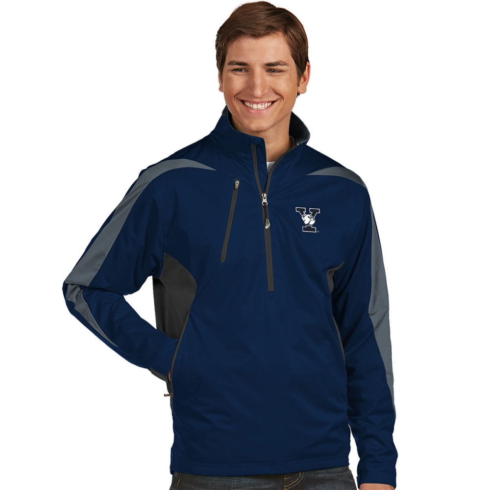 Yale Men's Discover Jacket - Blue, M